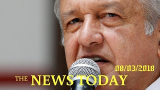 Next Mexican Government To Review U.S. Security Cooperation: Aide | News Today | 08/03/2018 | D...