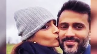 Wow Sonam Kapoor's Romantic Life with Hubby Anand