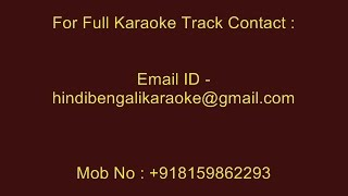 Jeevan Mein Tu Darna Nahin - Karaoke - Khotey Sikkey (1974) - Kishore Kumar