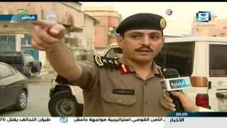 عبدالرحمن الحسين ومداهمة عمالة مخالفة تهرب مع نوافذ وتحت الاسرة