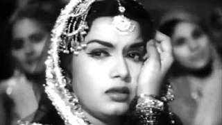 Nigah E Naaz Ke Maaron - Asha Bhosle, Sudha Malhotra, Shankar - BARSAAT KI RAAT - Madhubala, Bharat