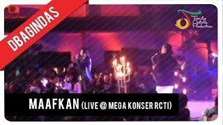dBagindas - Maafkan (Live @ Mega Konser RCTI)