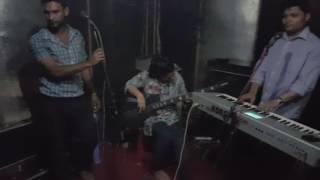 Ghum bhanga shohore - LRB cover by