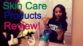 Skin Care Products Review | Clinique, Clean & Clear | + More
