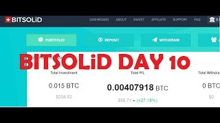 BITSOLiD Day 10