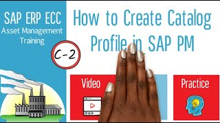SAP PM Tutorial: Creating Catalog profile Part 2