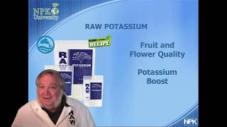 NPK-University Complete Plant Nutrition With Harley Smith