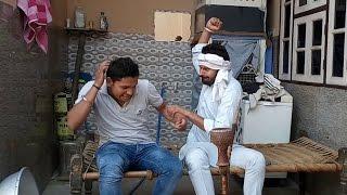Haryanvi Tau ( हरयाणवी ताऊ )   Tau Bahra (ताऊ बहरा)    EP- 5    Comedy Video by Swadu Staff Films