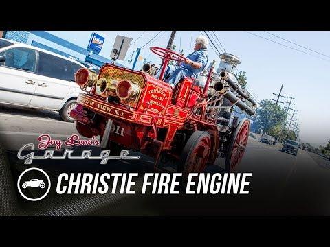 1911 Christie Fire Engine - Jay Leno's Garage