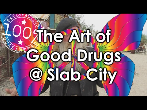 Xxx Mp4 The Art Of Good Drugs At Slab City California 3gp Sex