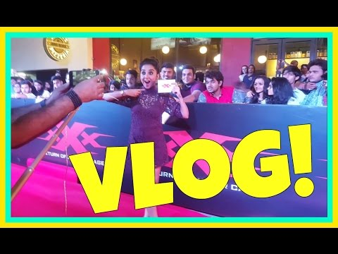 Hosting Red Carpets, Being Goofy on Panels, Scratching Beards & Much More | MostlyVlogs