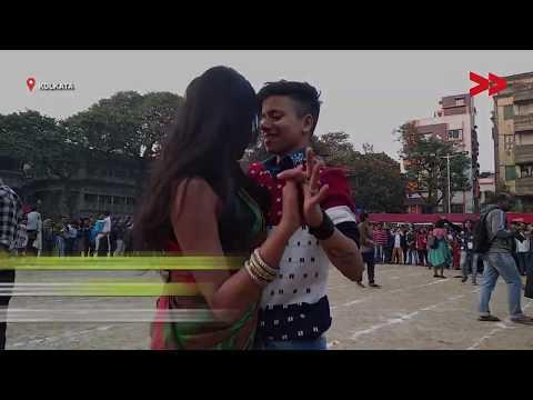 Xxx Mp4 LGBTQ Community Celebrates Love Freedom And Landmark 377 Verdict At Kolkata Rainbow Carnival 2019 3gp Sex