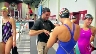 A Day in the (Meet) Life: Stanford Women's Swimming