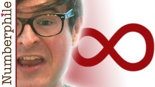 Infinity Paradoxes - Numberphile