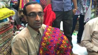 Mangaldas Market: Mumbai's heritage cloth market