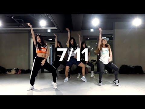 Mina Myoung Choreography / Workshop / Beyonce - 7/11