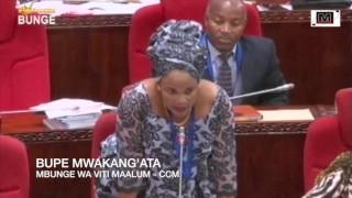 Mbunge ataka umakini katika asilimia 10 ya fedha za mfuko wa maendeleo wa  vijana na wanawake