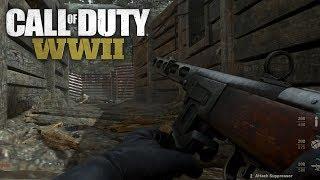 IN DE NACHT COD SPELEN! (Call Of Duty WW2 PC Beta #16)