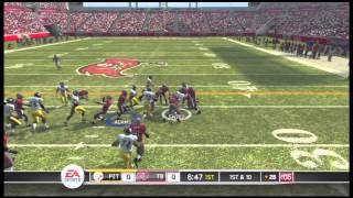 Madden Football  Gameplay - From 2000 to 2013
