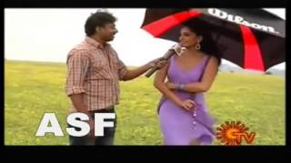 Anushka Vettaikaran Shooting Spot