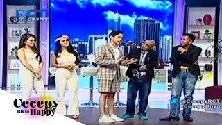 Cecepy Bikin Happy 5 April 2016 - Sapri, Kiwil & Tarra Budiman