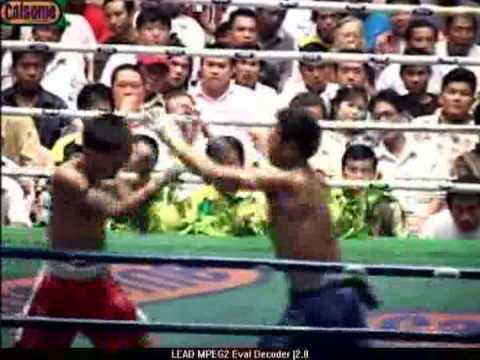 Myanmar Lethwei young star