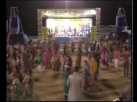 Navratri 2013 Live Garba Kalol Day 7 Vikram Thakor Mamta Soni & Musical Group