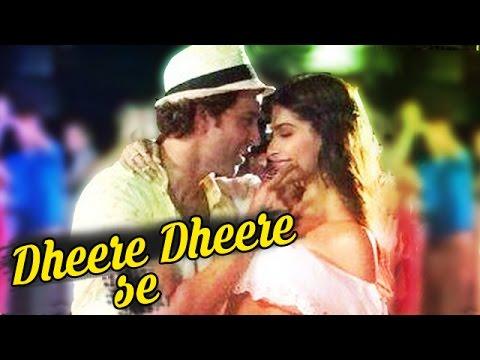 Dheere Dheere Se Music Video   Sonam Kapoor &  Hrithik Roshan In Turkey
