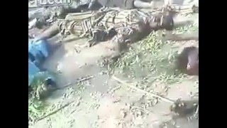 Unbelievable Video Evidence: Nigerian Military Kill 280 Boko Haram Members in Minutes!!!!!!!!!!!!!!