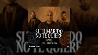 Ozuna - Si Tu Marido No Te Quiere ft. Shadow Blow (Remix) [Official Audio]