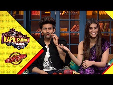 Xxx Mp4 The Kapil Sharma Show Luka Chuppi Episode Uncensored Footage Kartik Aaryan Kriti Sanon 3gp Sex