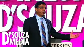 D'Souza Has A Word For Christians Not Voting This November