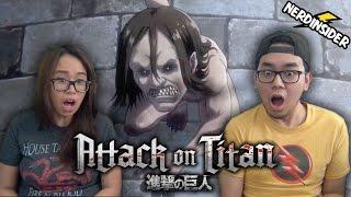ATTACK ON TITAN 30 Season 2 Episode 5 Historia REACTION & REVIEW