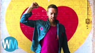 Top 10 Best Coldplay Music Videos