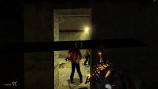 Weaponsandstuff93 Half Life 2 Ravenholm (Gravity Gun) stream