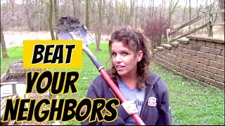 AMAZING  Spring Lawn & Yard Care tips without the Chemicals! ( Also Great for your Gardening ! )