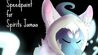Speedpaint: Spirits Jamaa