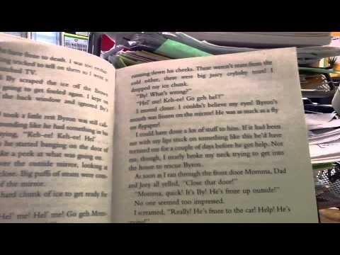Watsons Chapter 1 Part 2