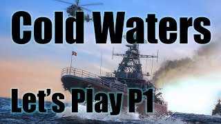 Cold Waters - Let's Play P1 - Let's shoot some whale!