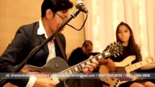 Just The Two Of Us - George Benson Cover by Lemon Tree Entertainment at Ritz Carlton Pacific Place