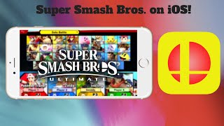 How To Get / Play Super Smash Bros on iPhone, iPad and iPod (iOS) FREE
