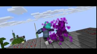 Minecraft Intro (Ender Gamer)[Mine-Imator]