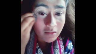 makeup tutorilal