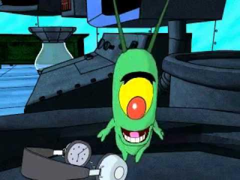 Spongebob Squarepants Operation Krabby Patty Cutscenes