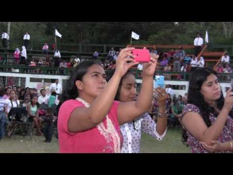 ANITA MORAN CANTANDO. CAMPAÑA EN GUERRERO MÉXICO. SUSCRÍBETE