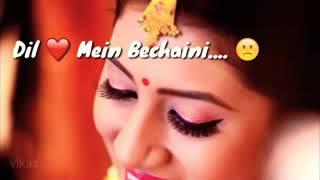Chhoti Chhoti Raatein   old indian song   short song   whatsapp video song   whatsapp video status