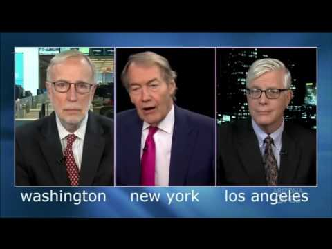 Hugh Hewitt and Dan Balz Talk 2016 Presidential Election Trump & Clinton with Charlie Rose on PBS