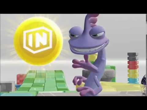 Disney Infinity Challenge Music