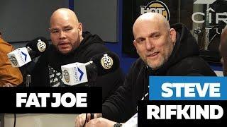 Steve Rifkind | Fat Joe | Funk Flex |  Axel Leon Talk Loud Records to SRC