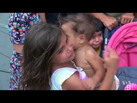 Xxx Mp4 Thousands Of Venezuelan Families Continue To Flee Their Country 3gp Sex